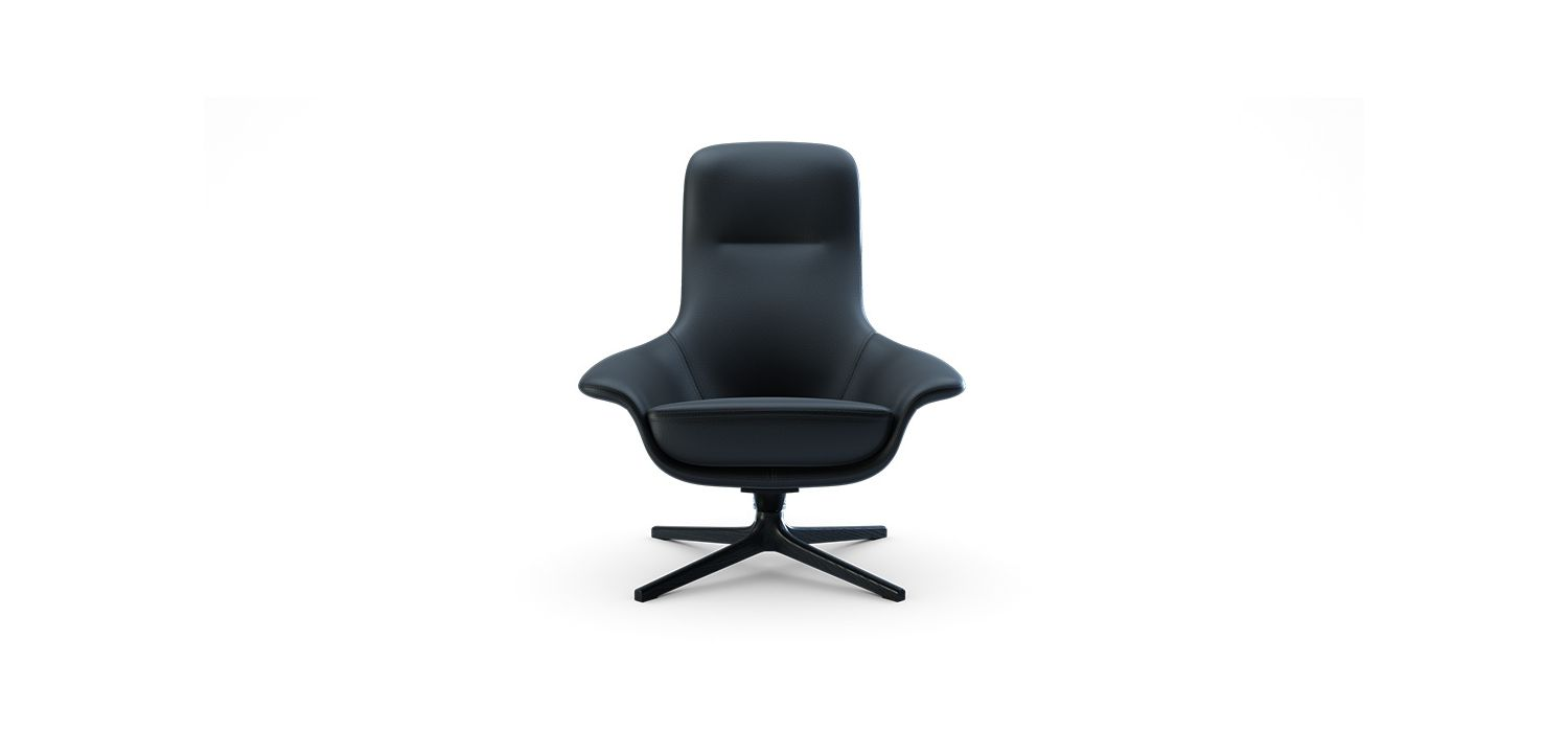Seymour Mid Swivel Chair